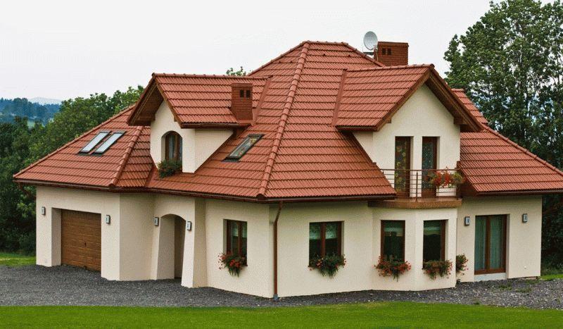 Подшивка карнизов крыши