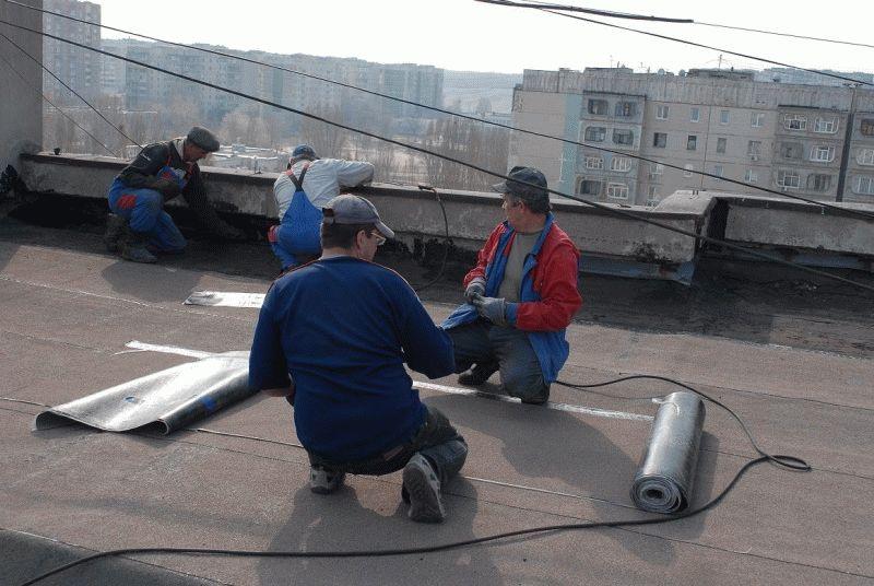 Подбой крыши