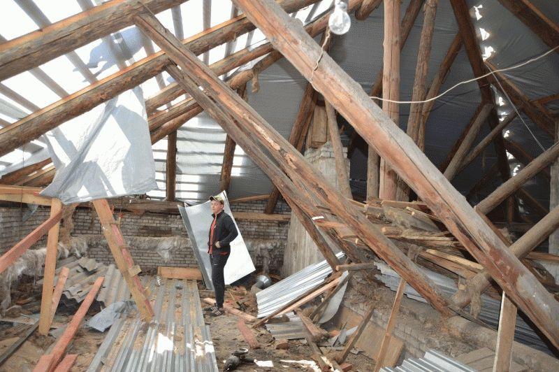 Лестница складная на чердак своими руками