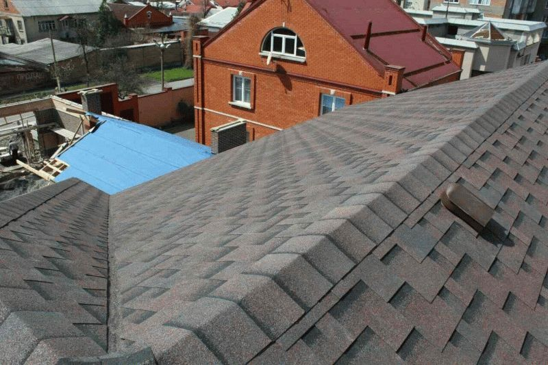 Как перекрыть крышу