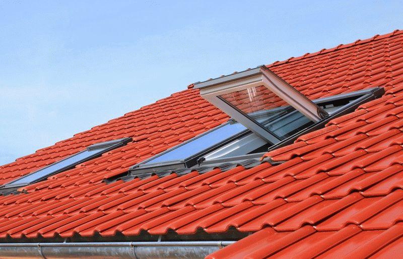Как закрыть фронтоны на крыше