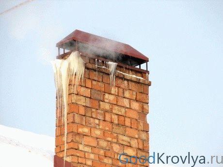 Базальтовая вата для дымохода