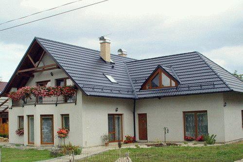 Как правильно укладывать металлочерепицу на крышу