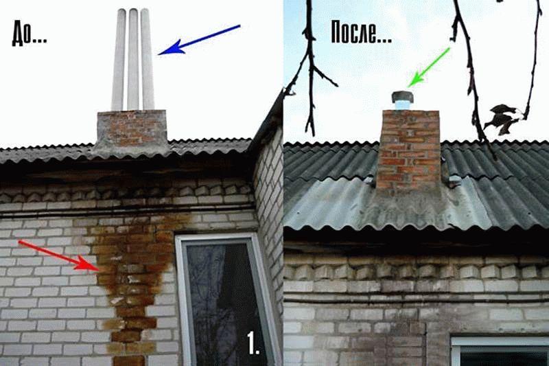 Наружная теплоизоляция дымоходов дымоход на крыше с мягкой кровлей