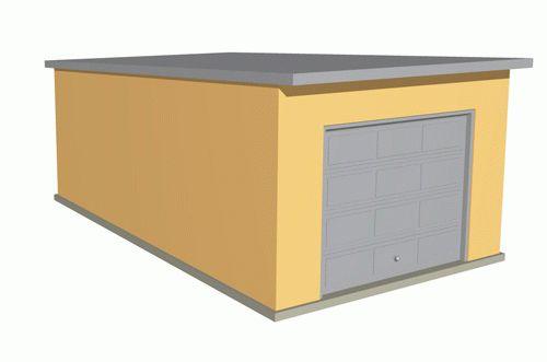 Односкатная крыша плюсы и минусы