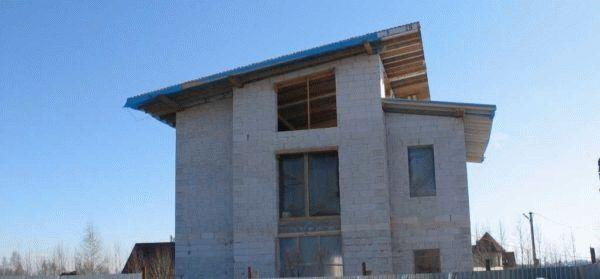 Оцинкованная крыша своими руками 358