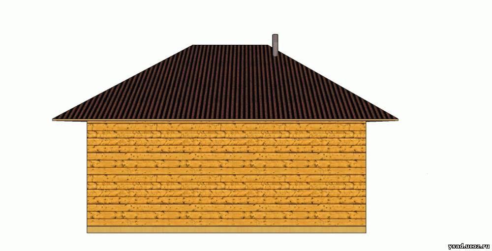 Как покрыть ондулином четырехскатную крышу