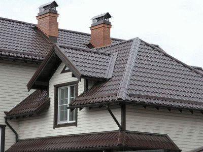 Течет крыша из металлочерепицы что делать