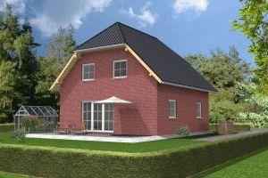 Проекты домов со скошенной крышей